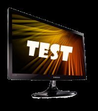 pc monitore test auf pc. Black Bedroom Furniture Sets. Home Design Ideas